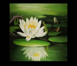 Lotus Flower Painting Lotus Painting