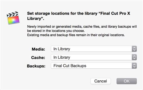 final cut pro upgrade for yosemite update to final cut pro x 10 1 10 2 3 libraries apple