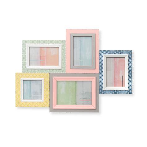 five frame multi five geo brights frame oliver bonas