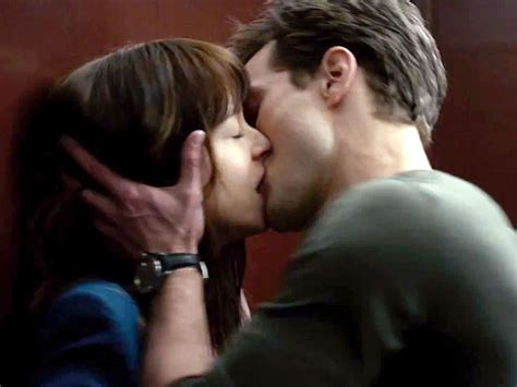 fifty shades of grey shock ahead of movie release weird which scene won t appear in the fifty shades of grey movie