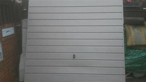 6 wide garage door garage door 7ft x 6ft 6 28 images electric insulated