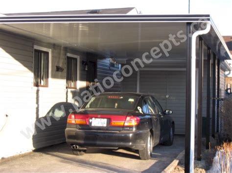 Carport Kits Canada Aluminum Patio Covers Flat Pan Deck Awnings And Carports