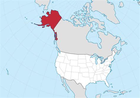 united states map plus alaska file alaska in united states us50 svg wikimedia commons