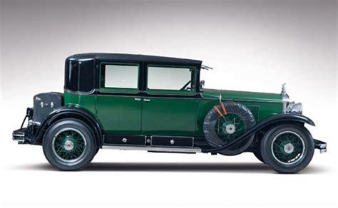1928 Cadillac Town Sedan by Al Capone S 1928 Cadillac V8 Town Sedan Hiconsumption