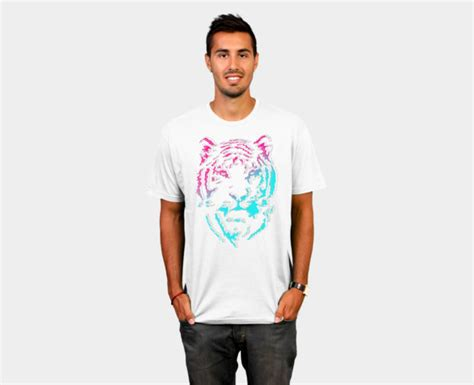 reviews for design by humans wild in technicolor t shirt design by humans t shirt review