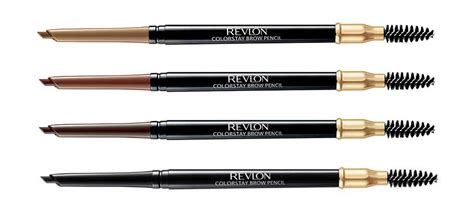 Revlon Eyebrow Pencil a for using the humble brow pencil singapore