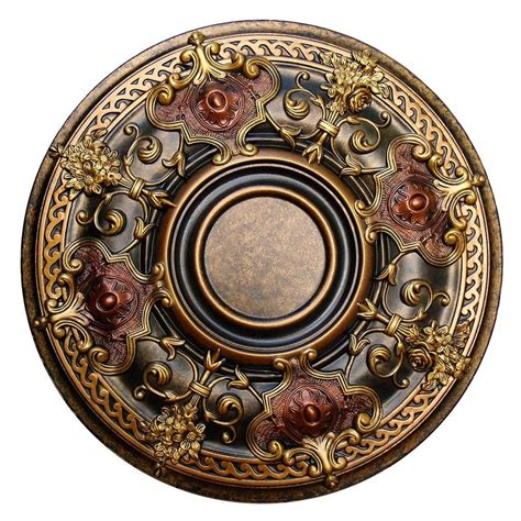 fine art deco 28 1 8 in shady impression bronze gold