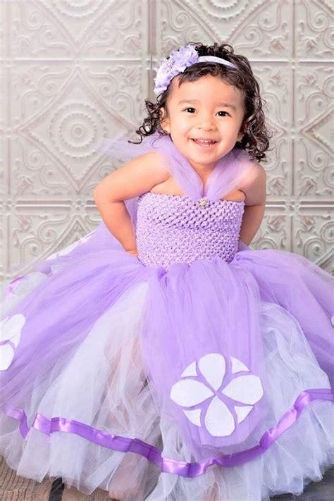 Sofia Tutu Dress sofia the dress princess tutu dress princess sofia the costume purple