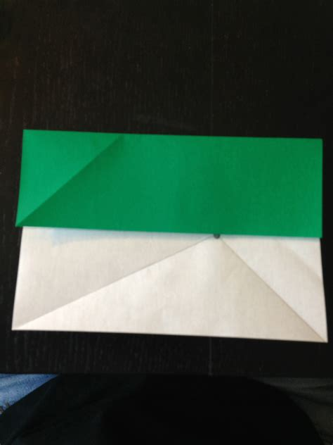 How To Fold Paper Into 3 - how to fold origami paper into thirds make