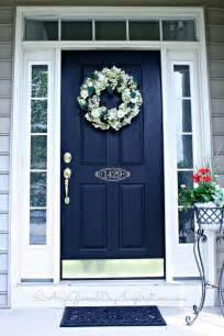 navy blue front door nacrafrance