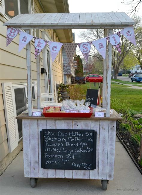 stand for sale repurpose an cabinet into a lemonade stand my creative days