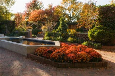 officially fall garden design