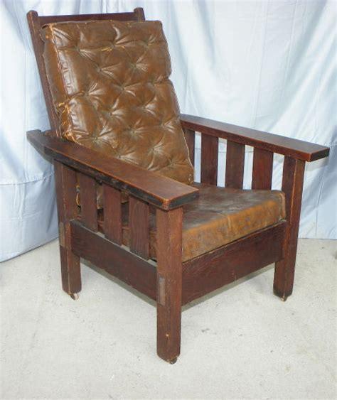 Antique Morris Chair by Bargain S Antiques 187 Archive Antique Mission Oak