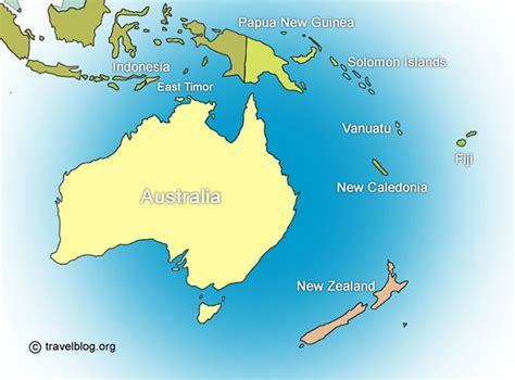 where is oceania on the world map oceania travel blogs photos and forum