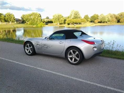 car owners manuals free downloads 2006 pontiac solstice user handbook purchase used 2006 pontiac solstice convertible custom paint nr in muscatine iowa united states