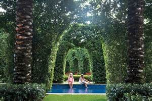 italy inspired a south florida landscape garden design
