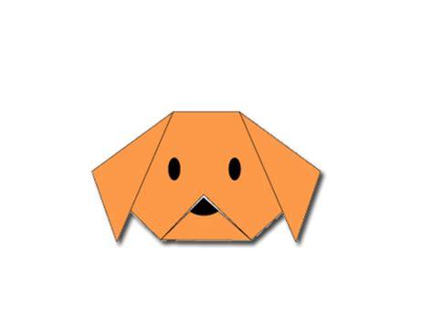 cara membuat origami burung layang layang cara membuat origami wajah kepala anjing cara mudah