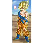Goku SSJ Kai By SnaKou On DeviantArt