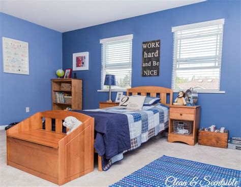 clean bedrooms boys bedroom ideas home tour clean and scentsible