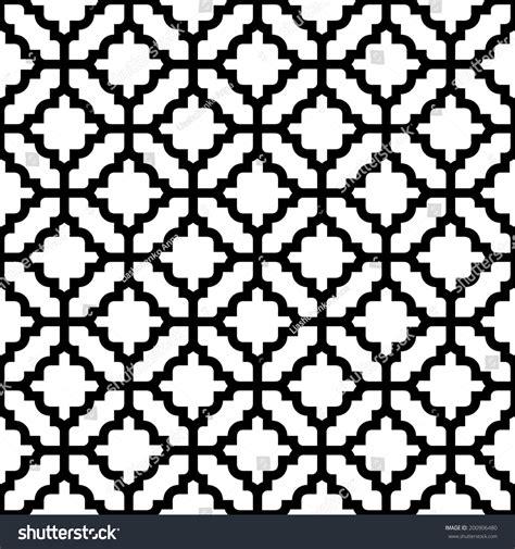 lattice pattern svg simple lattice vector pattern stock vector 200906480