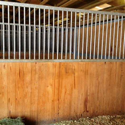 horse stall grill sections derby horse stalls kits ramm horse fencing stalls