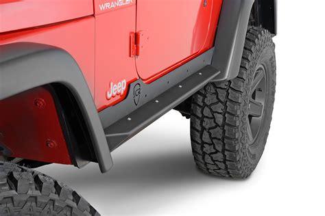 Jeep Tj Rock Sliders Jcr Offroad Crusader Rock Sliders For 97 06 Jeep 174 Wrangler