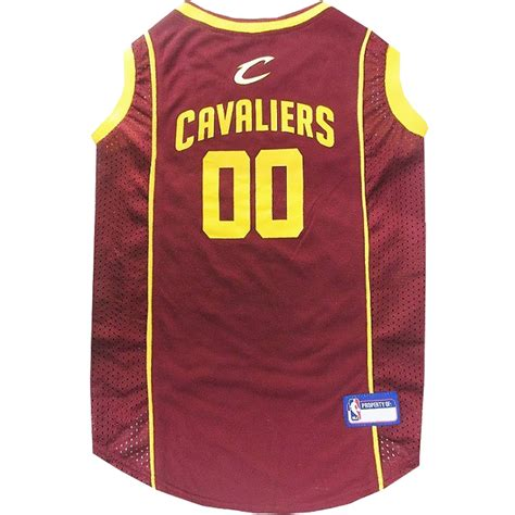 cleveland puppies cleveland cavaliers jersey xsmall healthypets