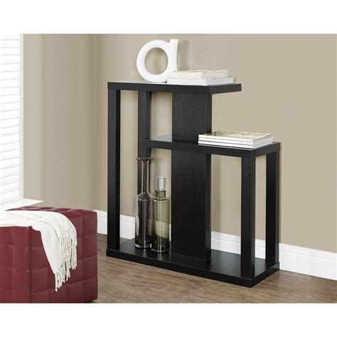 monarch accent table cappuccino monarch specialties cappuccino console table i 2470 the