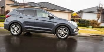 Rating Of Hyundai Santa Fe 2016 Hyundai Santa Fe Highlander Review Caradvice