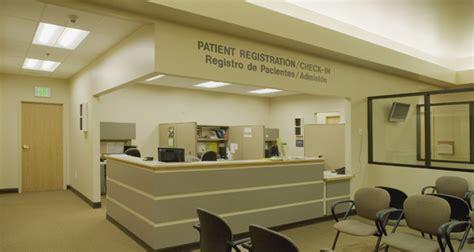 Interior Community Health Center by Midtown Community Health Center R O Construction