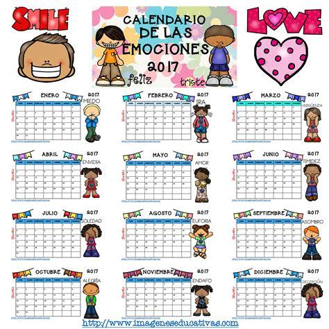 Calendario Hadas Flores 2016 Calendario 2017 Trabajamos Las Emociones Gran Formato 1