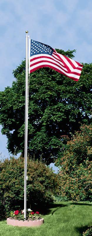 15ft regal homesteader aluminum flag poles buy flags