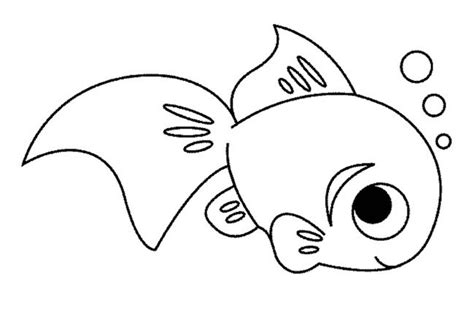 coloring pages of cute fish fish template 50 free printable pdf documents download