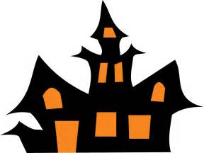 Haunted House Outline by Haunted House Clipart Clipart Suggest