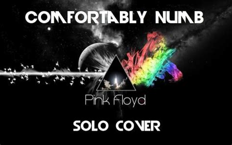 pink floyd comfortably numb solo comfortably numb solo dan llewellyn pink floyd cover