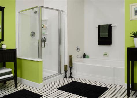 Black White And Green Bathroom by Black White And Green Bathroom Design Interior Design