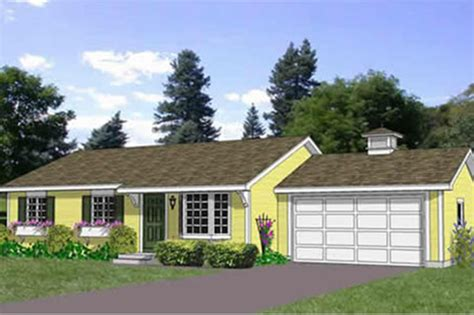 Ranch Style House Plan 3 Beds 2 Baths 1200 Sq Ft Plan Ranch Style House Plans 1200 Sq Ft
