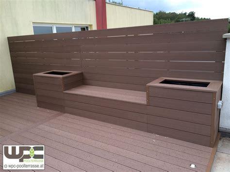 Terrassenboden Aus Holz 679 by Bildergalerie Wpc Sichtschutz Wpc Wandverkleidung Wpc