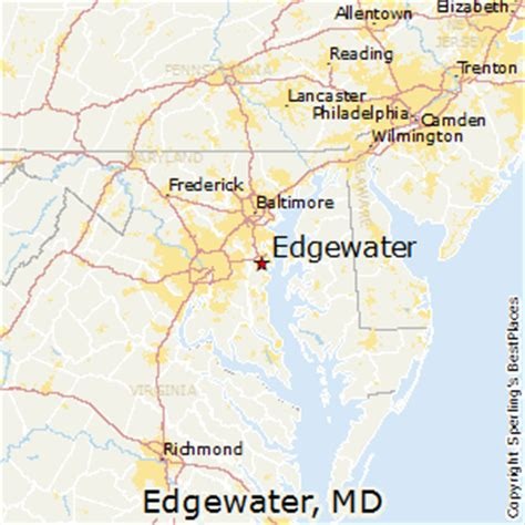 edgewater maryland map best places to live in edgewater maryland
