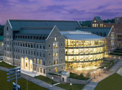 Georgetown Mba by New Georgetown Mba Course Focuses On Leaders