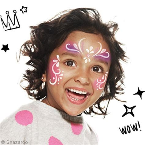 Modele Maquillage Enfant