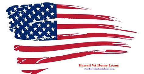 american flag hawaii va home loans
