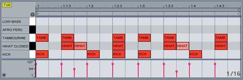 drum pattern deep house drum programming rolling deep house attack magazine