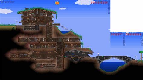 cool terraria houses cool house design terraria youtube