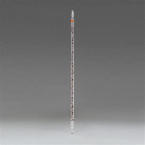 Pipet Ukurpipet Mohr 01 Ml pyrex 174 color coded mohr pipet 10 ml with 0 1 ml