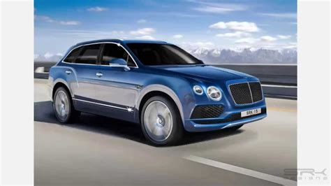 bentley bentayga render bentley bentayga suv rendering walkthrough srk designs