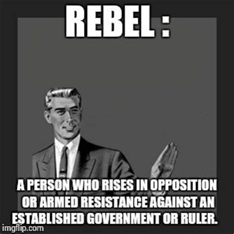 Rebel Meme - kill yourself guy meme imgflip