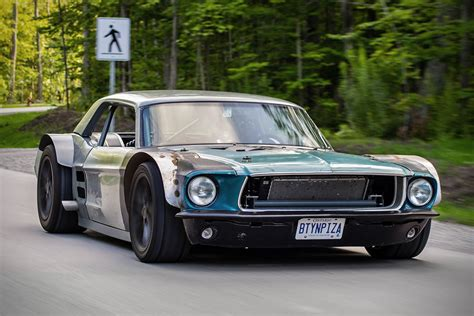 1967 ford mustang rod hiconsumption