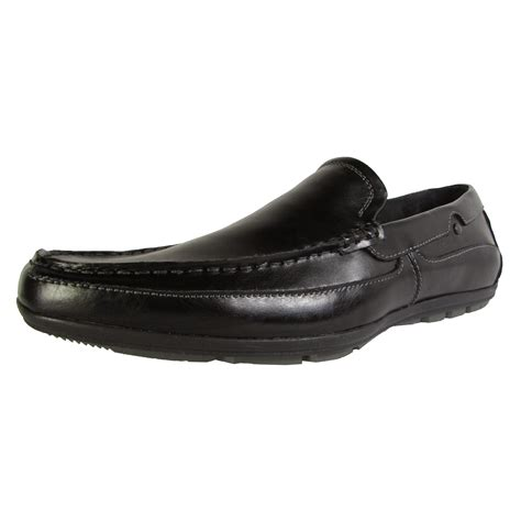 steve madden mens slippers steve madden mens p nickk moc toe slip on loafer shoes ebay