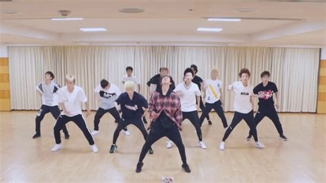 tutorial dance don t wanna cry don t wanna cry dance practice mirrored zoom youtube